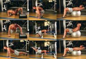 Strength Training B: circuit 2