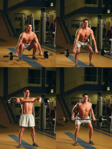 Combined workout A: Hybrid-set 2