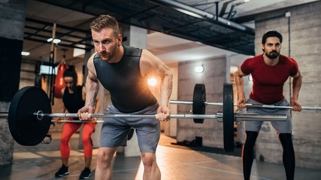 how to do reverse grip bent over barbell row